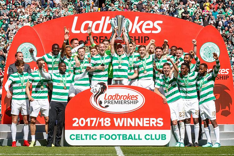 Giải vô địch Scotland dần trở nên quá nhỏ bé so với tài năng và tầm vóc của Rodgers. Ảnh: TSS.