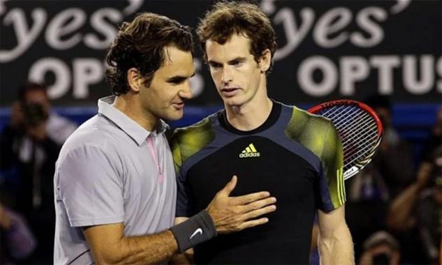 Federer tin rằng sự trở lại của Murray tốt cho quần vợt nói chung. Ảnh: AP.