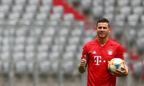 Bayern từ chối trả Lucas cho tuyển Pháp - ảnh 1