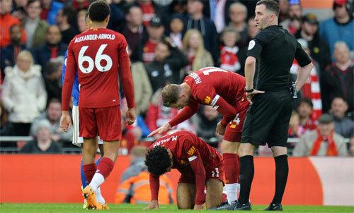 Salah có thể sớm trở lại. Ảnh: Epa