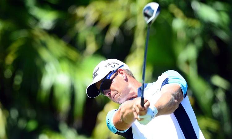 Stenson là tên tuổi lớn nhất góp mặt tại Houston Open năm nay. Ảnh: Reuters.