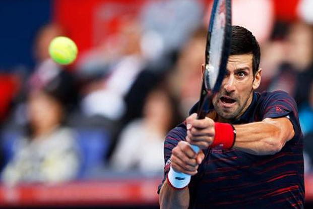 Djokovic có 21 điểm winner và 12 lỗi tự đánh hỏng cả trận. Ảnh: Presse Sports.