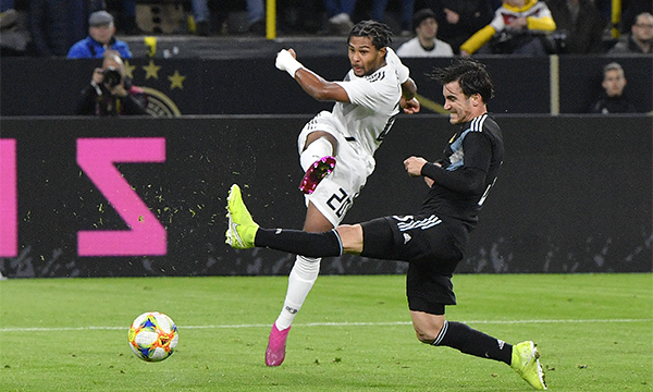 Đức hoà Argentina dù dẫn hai bàn - ảnh 2