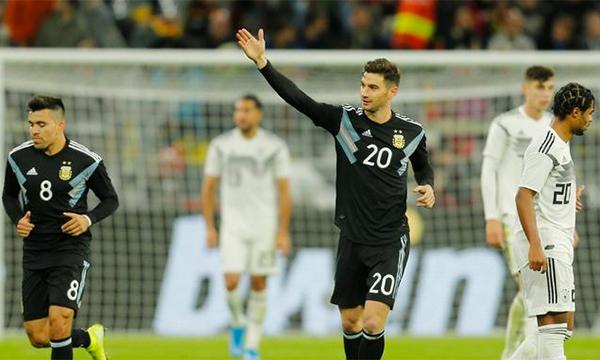 Đức hoà Argentina dù dẫn hai bàn - ảnh 3