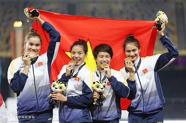 Quách Thị Lan nhận hai HC vàng châu Á vì đối thủ dính doping - ảnh 2
