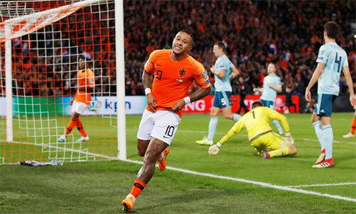 Depay đưa Hà Lan lên dẫn đầu - ảnh 4