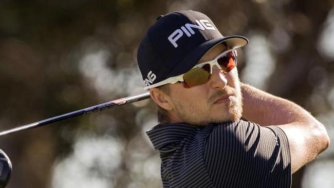 Lên chuyên nghiệp cùng năm 2014 với Cook, nhưng Gooch hiện ở vị trí 208 trên OWGR và chưa từng nếm hương vị chiến thắng ở PGA Tour. Ảnh: AP.