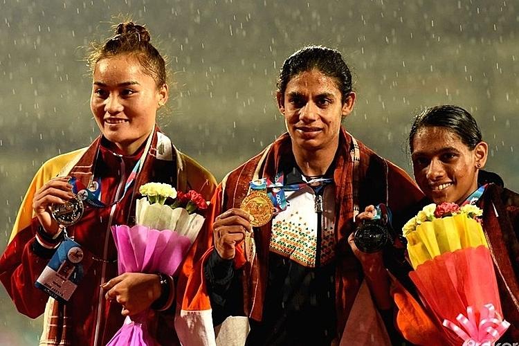 Quách Thị Lan nhận hai HC vàng châu Á vì đối thủ dính doping - ảnh 1