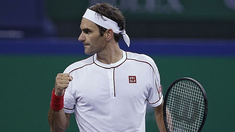 Federer đấu Zverev ở tứ kết Thượng Hải Masters - ảnh 1