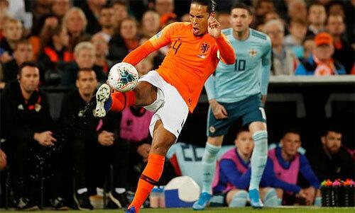 Depay đưa Hà Lan lên dẫn đầu - ảnh 2