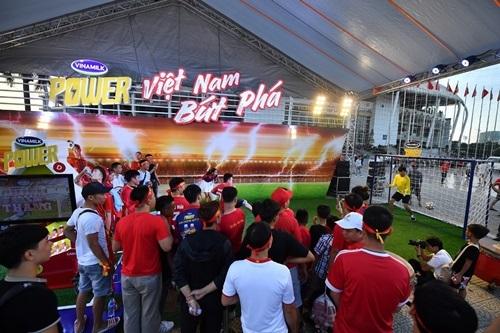 CĐV kỳ vọng tuyển Việt Nam tiếp tục thắng Indonesia - ảnh 3