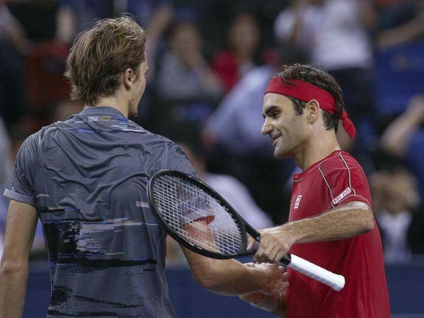 Federer: 'Đây là thời điểm chuyển giao thú vị'