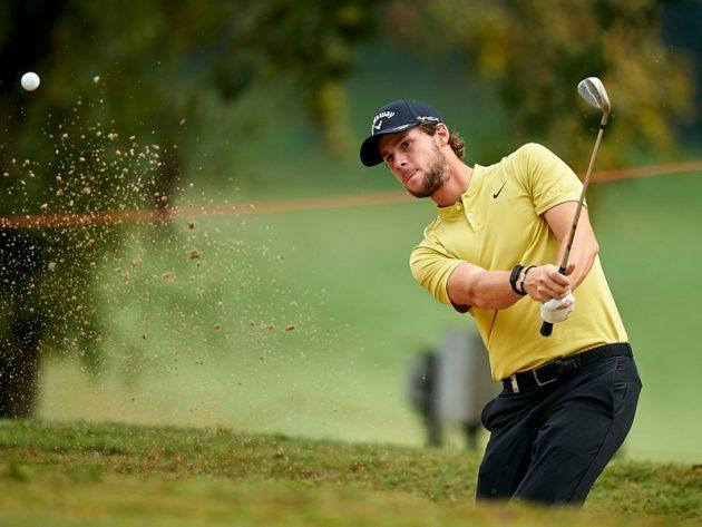 Golfer Bỉ đánh 'siêu tốc' ở Italian Open