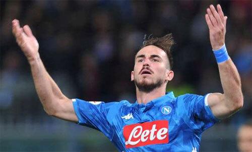 Fabian là một trong những cầu thủ sáng tạo nhất Serie A. Ảnh: Reuters