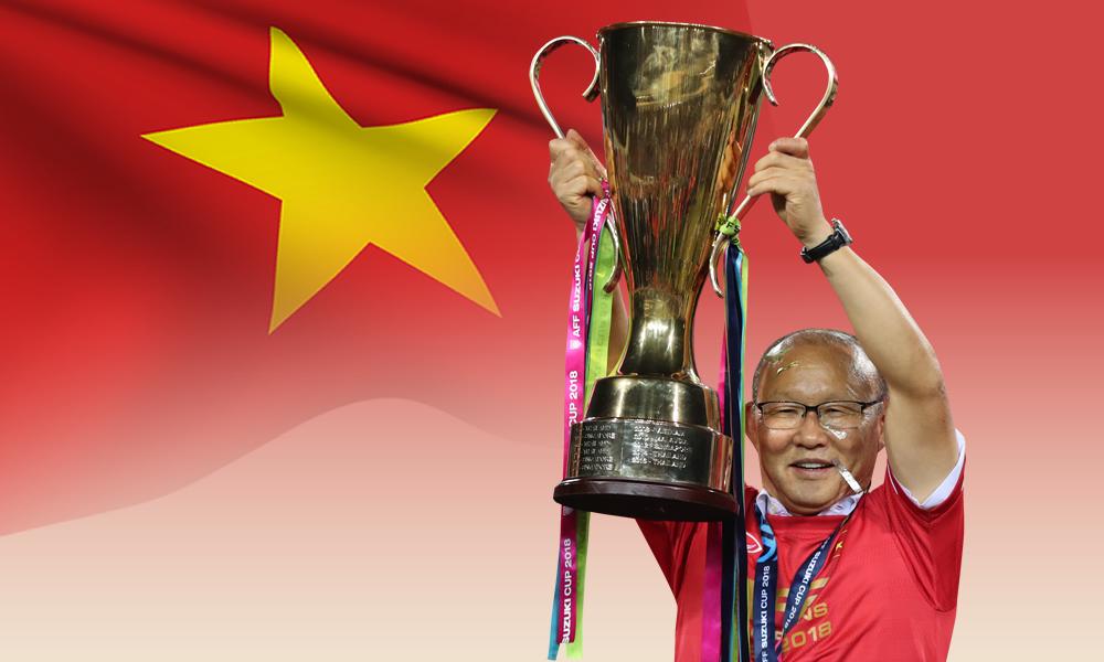Hai năm của HLV Park Hang-seo với bóng đá Việt Nam