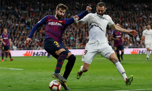 Tây Ban Nha hoãn trận El Clasico - ảnh 1