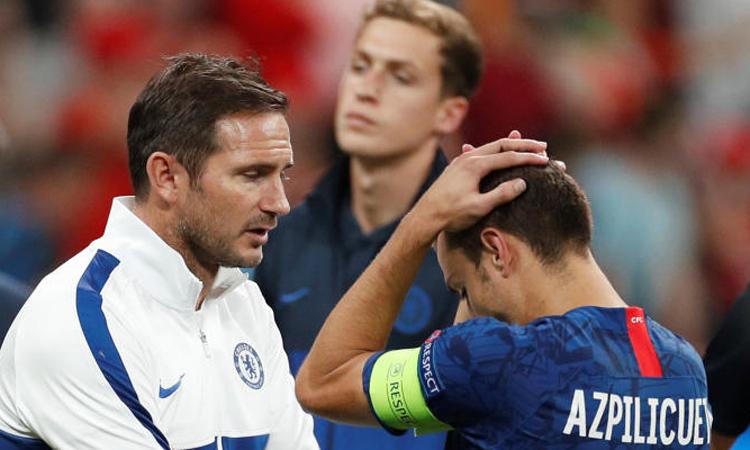 Lampard dè dặt trước đề xuất mở rộng Champions League