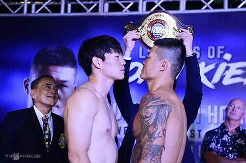 Hôm nay Trương Đình Hoàng tranh đai WBA Đông Á - ảnh 1