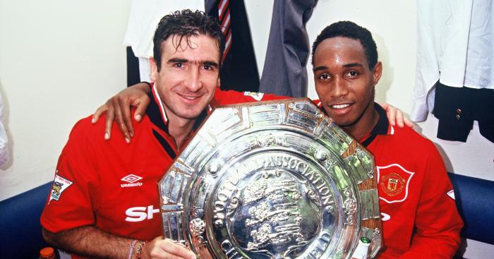 Paul Ince, thời còn khoác áo Man Utd, chứng kiến vận mệnh của CLB thay đổi sau khi có Eric Cantona.