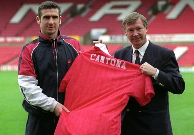 Chỉ tốn một triệu bảng phí chuyển chượng, Man Utd tậu được Cantona về và giúp CLB thay đổi vận mệnh.