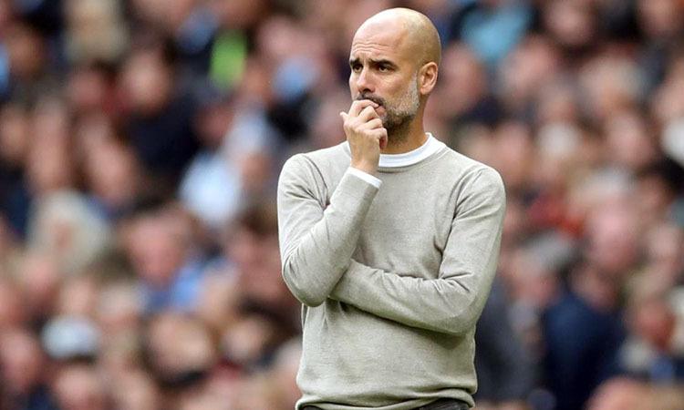 Sau hai lần vô địch Champions League cùng Barca, Guardiola chưa vào chung kết thêm lần nào kể từ mùa 2013-2014. Ảnh: Reuters.