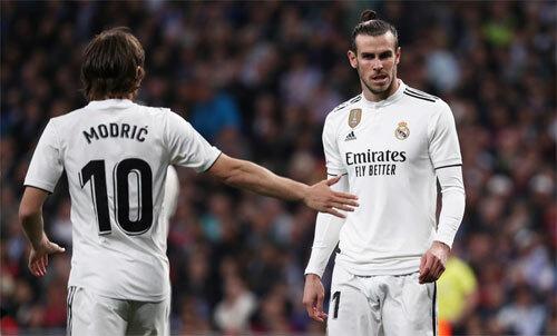 Modric, Bale lại lỡ cơ hội thi đấu cho Real - ảnh 1