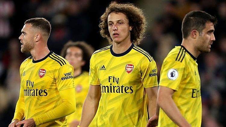 Arsenal không thắng trong bốn trận sân khách gần nhất. Ảnh: Reuters.