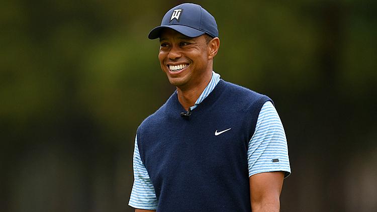 Woods để ngỏ khả năng cầm gậy ở Presidents Cup