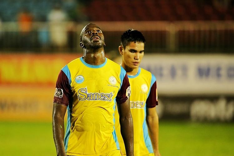 Khánh Hoà chia tay V-League - ảnh 1