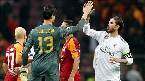 Real thoát hiểm bằng trận thắng Galatasaray - ảnh 1