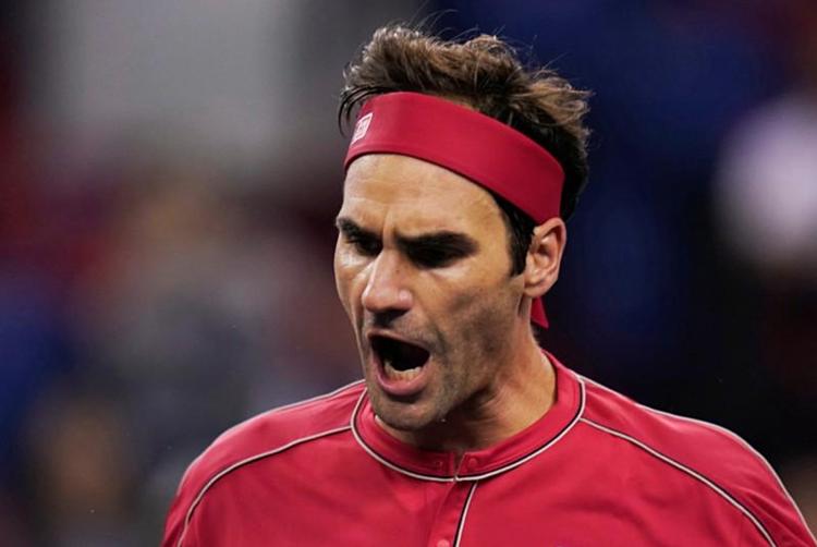 Federer gây bất bình với bình luận về chiến thắng dễ dàng ở vòng một ATP Basel. Ảnh: Reuters.