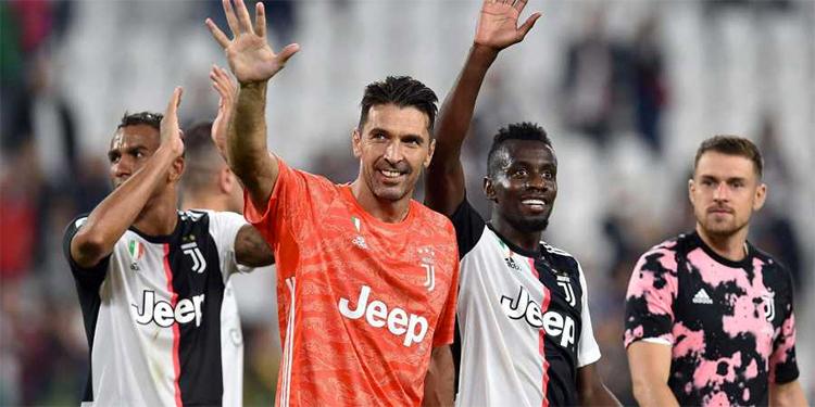 Thư Buffon gửi bản thân: Đừng để bóng đá làm mục nát tâm hồn - ảnh 7