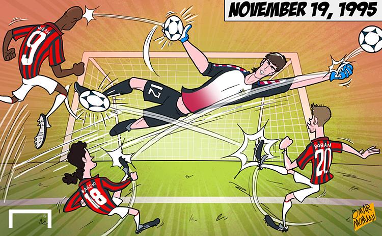 Thư Buffon gửi bản thân: Đừng để bóng đá làm mục nát tâm hồn - ảnh 1