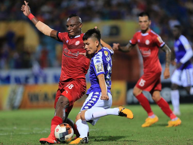 Hà Nội và TP HCM đều khát khao vô địch Cup Quốc gia.