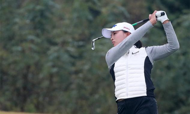 Ko Jin Young là một trong những tên tuổi lớn nhất góp mặt khi LPGA Tour đến Đài Loan tuần này. Ảnh: Yonhap.