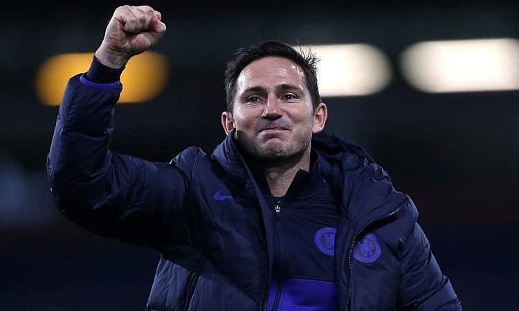 Lampard không dùng đội hình mạnh nhất ở Cup Liên đoàn. Ảnh: Reuters.