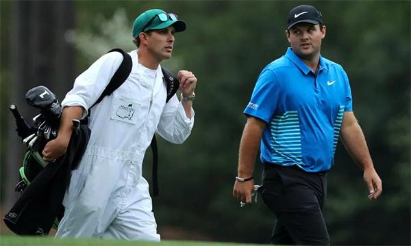 Kessler Karain luôn đồng hành với Reed và nắm được nhiều thói quen của golfer anh rể. Ảnh: Reuters.