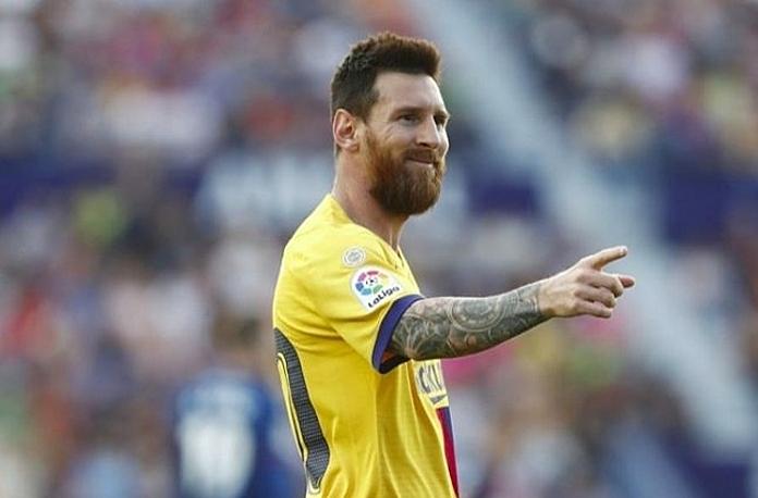 Messi mới ra sân sáu lần tại La Liga mùa này. Ảnh: Mundo.