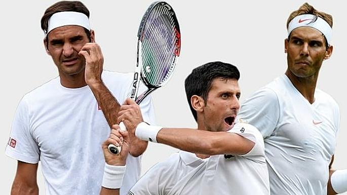 Dancevic: 'Chỉ Nadal, Djokovic và Federer mới có thể thắng liên t��c'