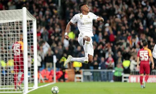 Rodrygo đang trở thành một Neymar mới.