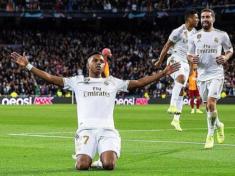 Sao trẻ Real lập cú đúp nhanh nhất lịch sử Champions League - ảnh 1