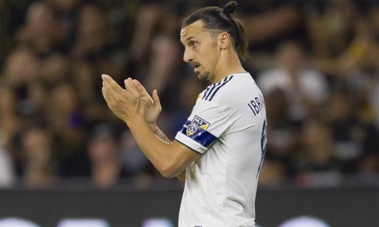 Ibrahimovic trở lại AC Milan - ảnh 1