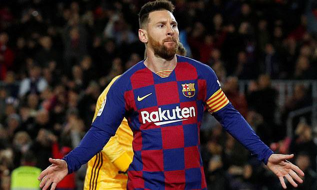 Valverde: Barca không thể không phụ thuộc Messi - ảnh 1