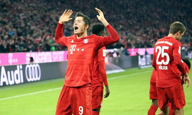 Bayern thắng áp đảo Dortmund - ảnh 1