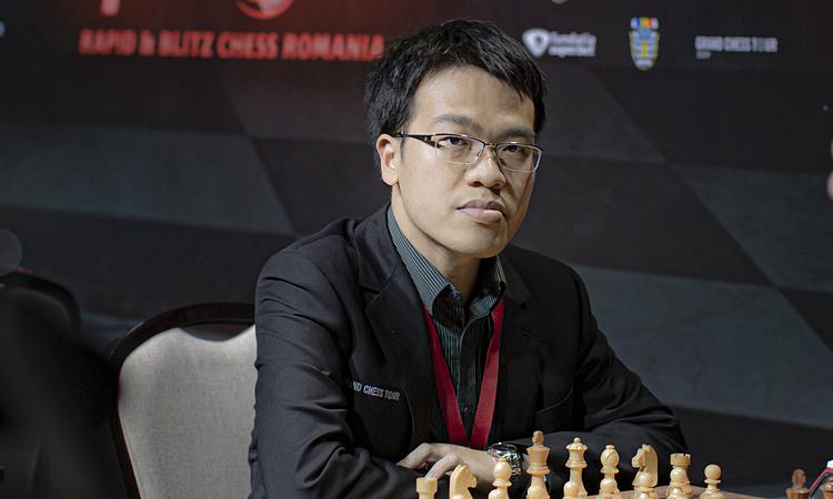 Quang Liêm đột phá ở Romania Grand Tour - ảnh 1