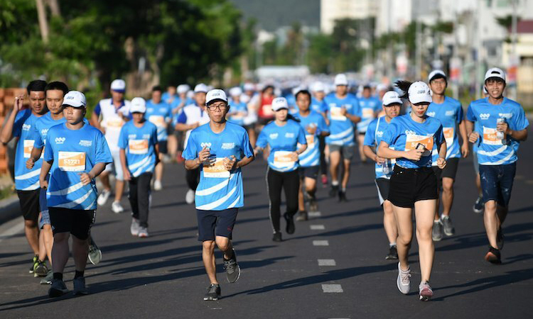 VnExpress Marathon Quy Nhơn 2020 mở cổng đăng ký hôm nay