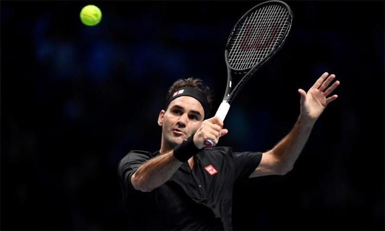 Federer thua trận ra quân ATP Finals - ảnh 3