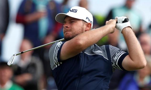 Hatton mới bốn lần đăng quang ở European Tour. Ảnh: Reuters.