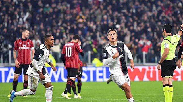 Dybala giúp Juventus thắng Milan - ảnh 2