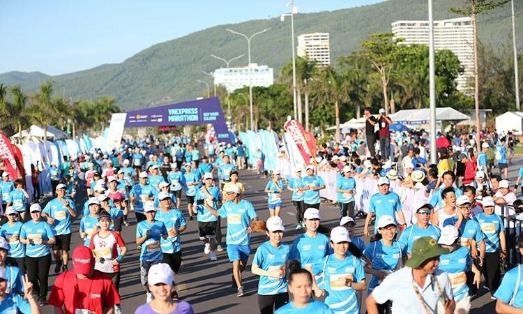 VnExpress Marathon Quy Nhơn 2020 mở cổng đăng ký - 1